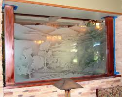 Glass Partition Walls For Home by Partitions U0026 Dividers Sans Soucie Art Glass