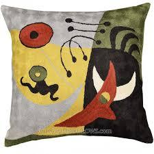 Modern Throw Pillows For Sofa Cushions Design Black Pillow Geometric Cushions Decorative Throw
