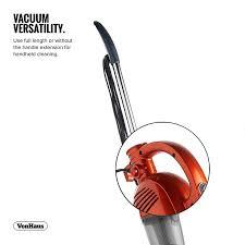 vonhaus stick vacuum cleaner 1000w corded 2 in 1 upright