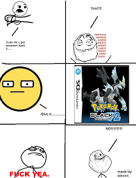 Lol Meme Images - pokemon black 2 lol meme part 1 2 by thezeldafan22 on deviantart