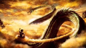 dragon ball dragon ball shenron son goku wallpapers hd