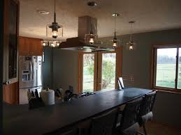 Kitchen Peninsula Lighting Image Result For Pendant Lighting Above Island With Range