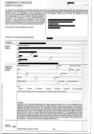 immatriculation chambre de commerce arnaque par courrier commerce et industrie registre des affaires