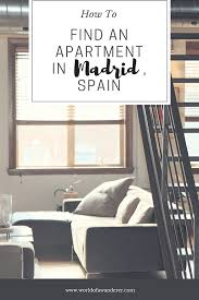 Un Glamorous Finding An Apartment Part Deux Prêt Living Teaching In Spain Part 2 Finding An Apartment In Madrid