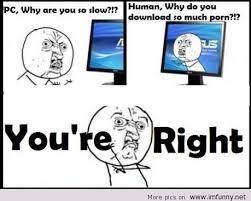 Why You So Meme - meme slow pc