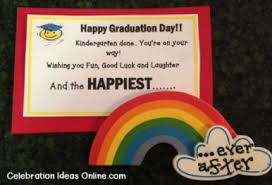 pre k graduation gift ideas creative kindergarten graduation ideas