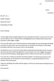 best photos of example of formal complaint letter formal