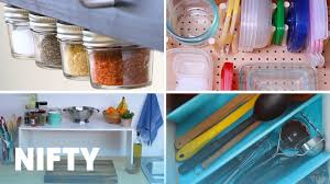 9 clever kitchen organization hacks youtube