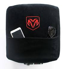 jeep custom console amazon com seat armour custom fit console cover with embroidered
