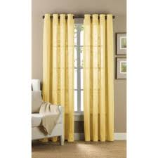 Yellow Window Curtains Buy Yellow Window Curtains From Bed Bath Beyond