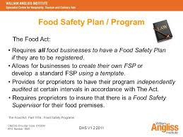implement food safety procedures sitxfsa001a dhs v ppt video