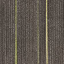 Carpet Tiles by Cadiz Green 2 2 Ft Tile Grey With Green Linear Patterned