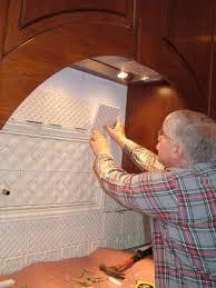 easy to install kitchen backsplash easiest backsplash to install kitchen ideas