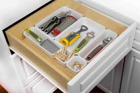 Kitchen Drawer Organization Ideas by Kitchen Organization