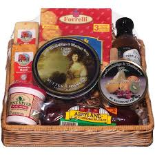 sausage gift baskets deli direct wisconsin cheese sausage medium gift basket 9 pc