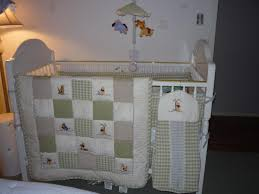 Winnie The Pooh Nursery Bedding Sets Classic Winnie The Pooh Crib Bedding Set Curtain Ideas
