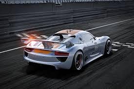 Porsche 918 Carrera Gt - porsche hybrid sports car the 918 rsr