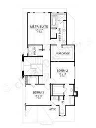 doncaster narrow floor plans luxury floor plans