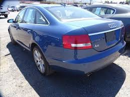 2005 audi a6 3 2 quattro sedan blue audi a6 in nevada for sale used cars on buysellsearch