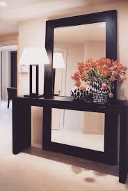Entrance Tables And Mirrors Elegant Interior And Furniture Layouts Pictures 25 Best Foyer