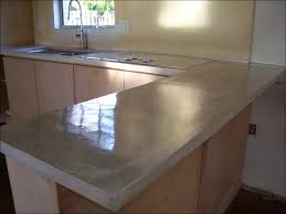 Concrete Kitchen Island by Kitchen How To Concrete Countertops How To Make Concrete