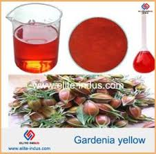 china natural food colorant gardenia yellow powder china