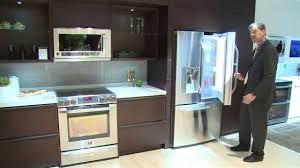 Studio Kitchens Lg Studio Kitchen Kitchen Appliances Ces 2014 Youtube