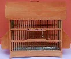 gabbie per gabbie per uccelli in legno gabbia in legno merlo tordo grande