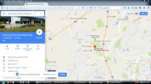 Leicester England Map by Emcare Home Page