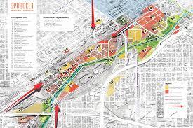 Denver Neighborhoods Map Rino Rumbling Towards Mixed Use