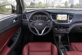Auto Upholstery Tucson First Drive 2016 Hyundai Tucson European Spec The Korean Car Blog