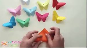 paper butterfly how to make video dailymotion