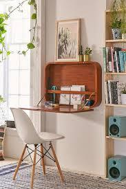 bureau suspendu mini bureau design meuble rangement bureau bois eyebuy