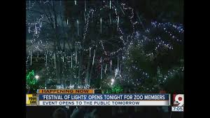 Phoenix Zoo Christmas Lights by Forget The Turkey Cincinnati Zoo U0027s Festival Of Lights Marks The