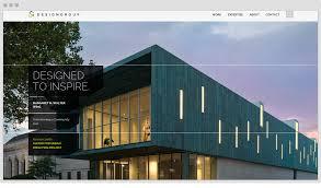 architect website design design group skycatchfire web design mobile app development in