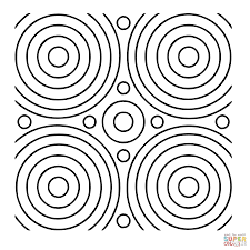 daire mandala coloring page free printable coloring pages