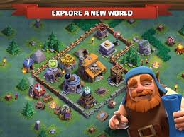 clash of clans wallpaper 23 clash of clans u2013 android apps on google play