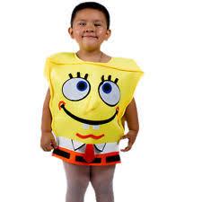 Spongebob Halloween Costumes Girls Spongebob Costume Ebay