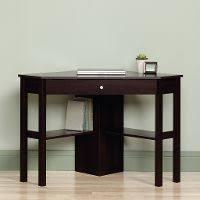 Sauder Beginnings Corner Desk Black Wood Corner Hutch Stockport Rc Willey Furniture Store