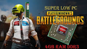 pubg 4gb ram how to run pubg for low end pc i5 4gb ram and radeon hd 6370m