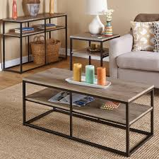 Sofa Table Decor by Vie Occasional Sofa Table 60005nat Walmart Com