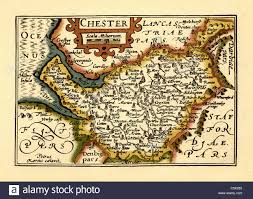 England County Map by English County Map Stock Photos U0026 English County Map Stock Images