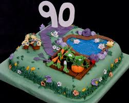 granpa joe u0027s 90th gardening cake grandpa joe u0027s garden i u2026 flickr