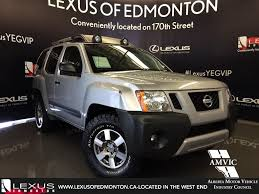 used nissan xterra used 2012 silver nissan xterra 4wd auto pro 4x in depth review