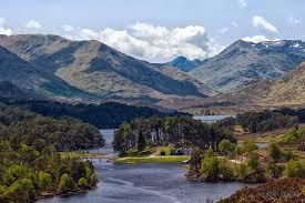 glen affric estate luxury travel on scotland and destinations