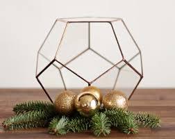 glass house fairytale gift terrarium container fairy lights