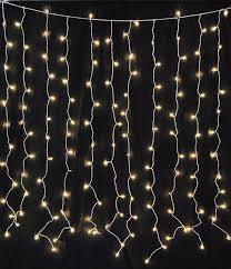 Led Light Curtain The Aisle Curtain Led Light Reviews Wayfair