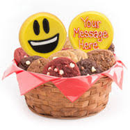 cookie gift baskets cookie baskets l gift basket delivery cookies by design