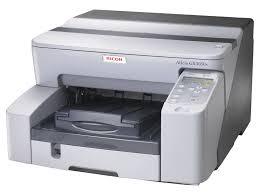 amazon com ricoh aficio gx3050 gelsprinter color printer electronics
