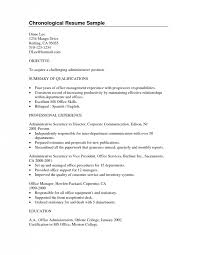 Samples Of Resume Summary by Resume Summary Examples For Students Best Resume Collection